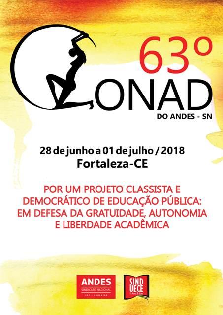 63º CONAD