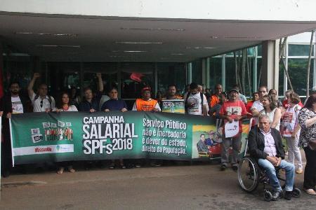 10 de agosto: Fonasefe prepara mobilização para Dia de Lutas