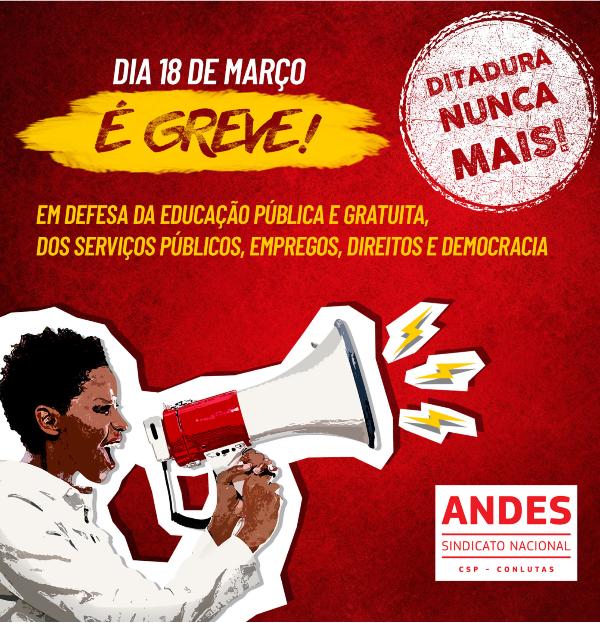 10 motivos para continuar na luta em defesa da Universidade Pública, dos serviços públicos e dos seus direitos