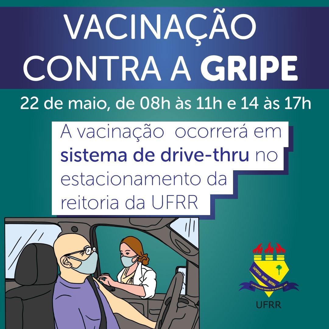 UFRR realiza 2ª fase da campanha de vacinação em parceria com SESDUF-RR e SEMSA