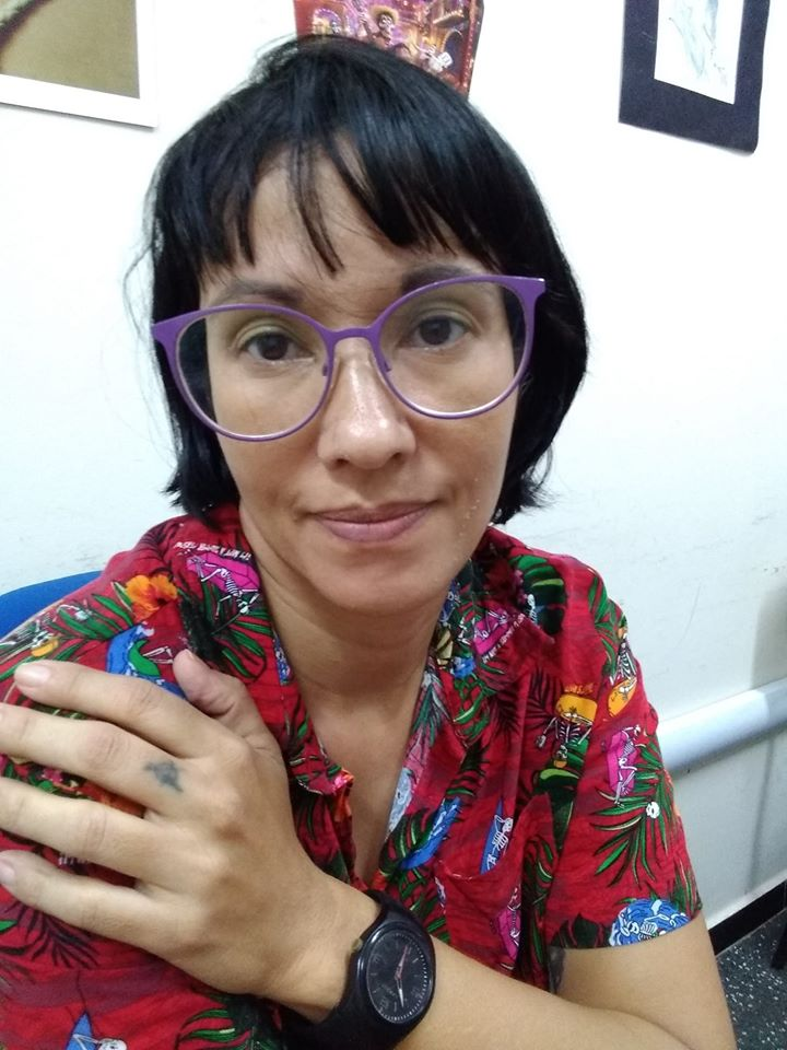 Sarau SESDUF-RR 30 anos. Poetas e seus poemas: Elimacuxi