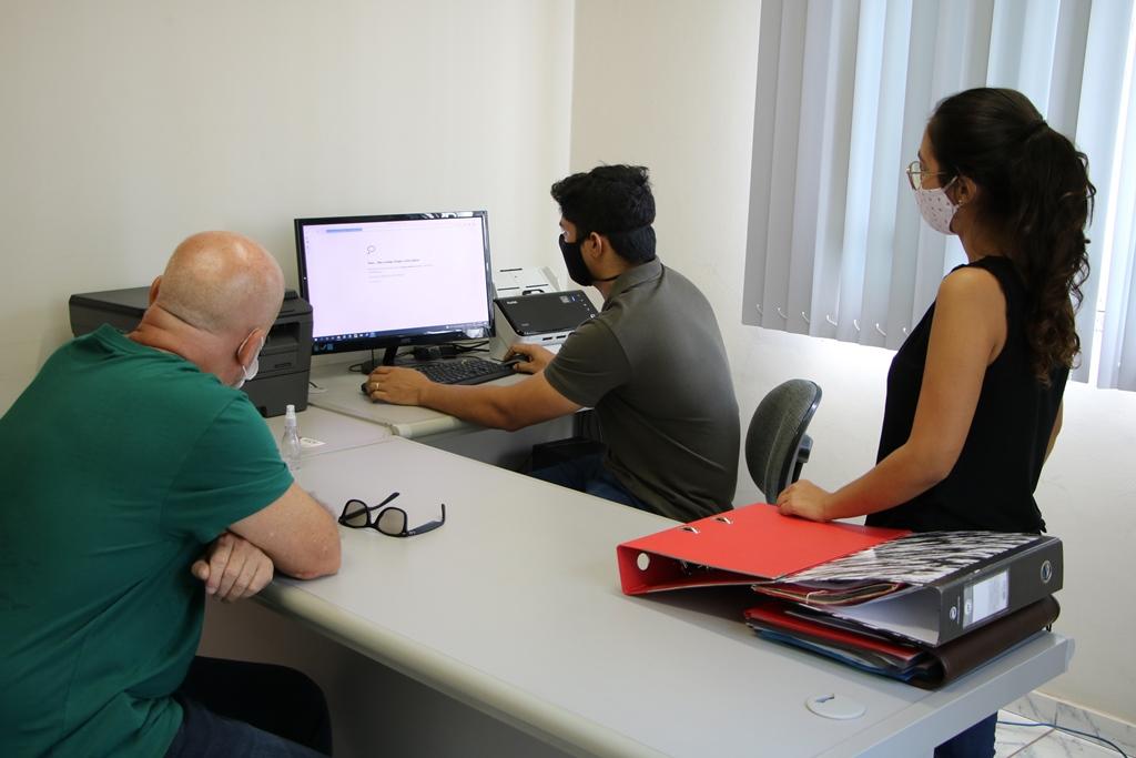 SESDUF-RR produz primeiro acervo histórico digitalizado do estado de Roraima